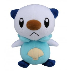 Peluche Pokémon Moustillon