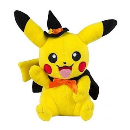 Peluche Pokemon Pikachu Halloween