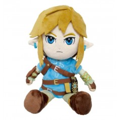 Peluche Zelda Breath of the Wild - Link