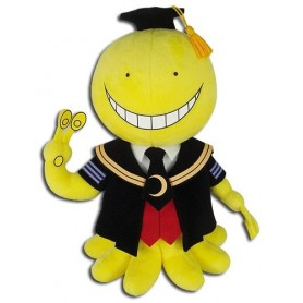 Peluche Assassination Classroom Koro-Sensei