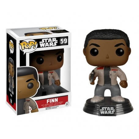 Figurine POP Star Wars Finn