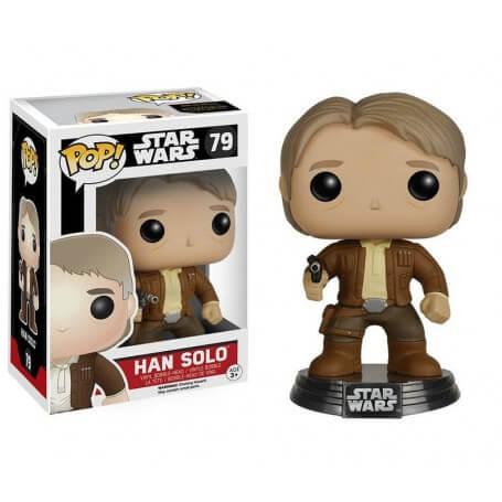 Figurine POP Star Wars Han Solo