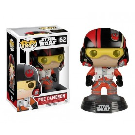 Figurine POP Star Wars Poe Dameron