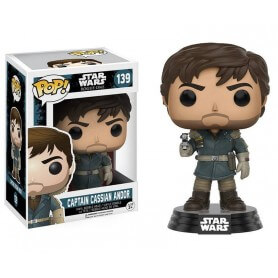 Figurine POP Star Wars Cassian Andor
