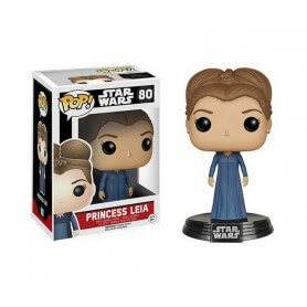 Figurine POP Star Wars Princesse Leia