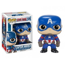 POP Marvel - Captain America