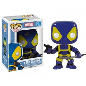 POP! Marvel - Deadpool bleu