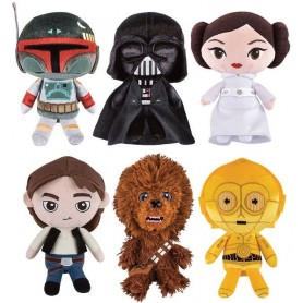 Peluche Star Wars Galactic Plushies Funko