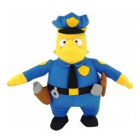 Peluche Simpson Chef Wiggum