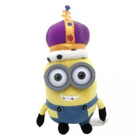 Peluche Minion King