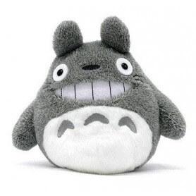 Peluche Studio Ghibli Grand Totoro Gris