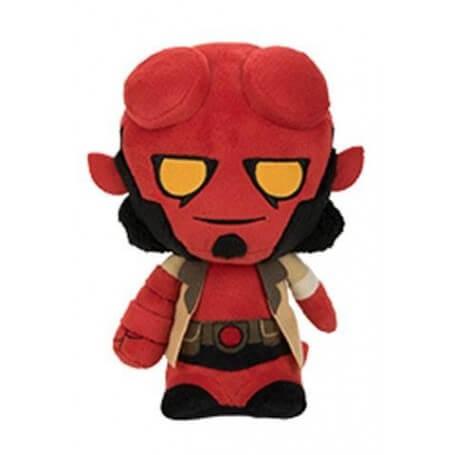 Peluche Hellboy sans cornes