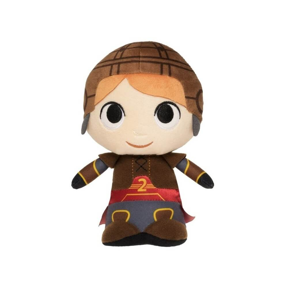 peluche harry potter - ron weasley quidditch
