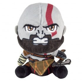 Peluche God of War - Kratos