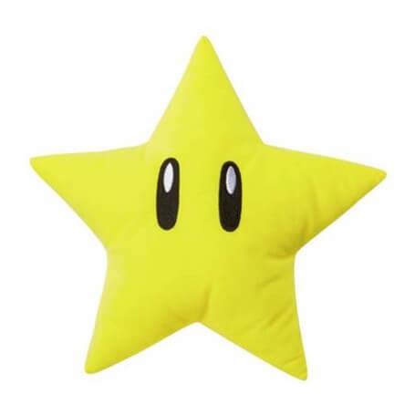 Peluche Mario Bros Etoile sonore