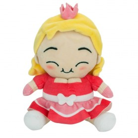 Peluche Fat Princess rose