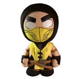 Peluche Mortal Kombat Scorpion