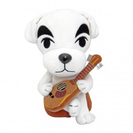 Peluche Animal Crossing - Kéké Laglisse