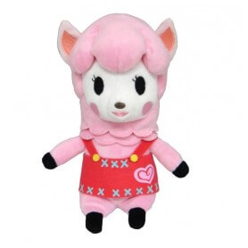 Peluche Animal Crossing - Risette