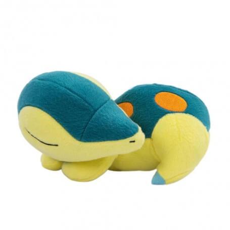 Peluche Pokemon Hericendre endormi