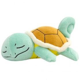 Peluche Pokemon Carapuce endormi