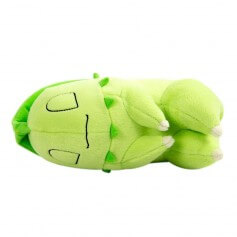 Peluche Pokemon Germignon endormi
