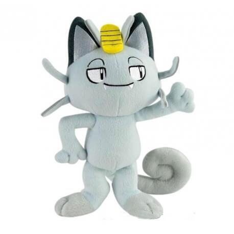 Peluche Pokemon Miaouss d'Alola