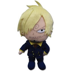 Peluche One Piece Sanji