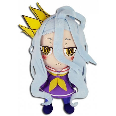 Peluche No Game No Life - Shiro