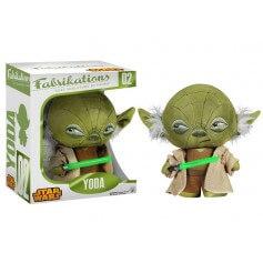 Peluche Star Wars Maitre Yoda