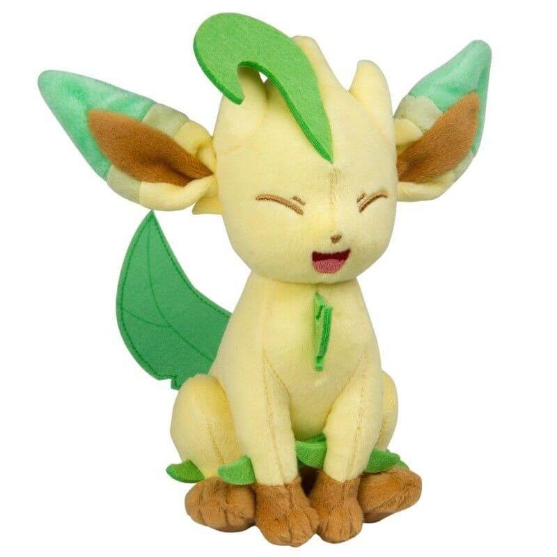 Peluche Pokemon Phyllali Evolution Evoli