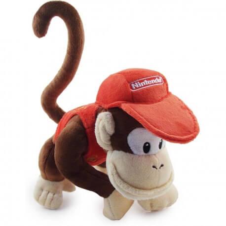 Peluche Mario Bros Diddy Kong
